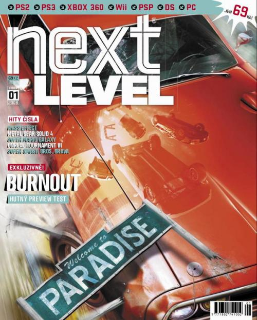 Next Level 3: Nanebevzetí Burnoutu