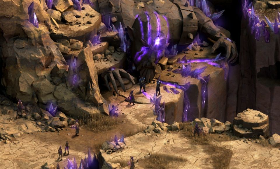 Temné RPG Tyranny vyjde již v listopadu