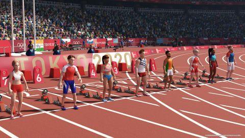 Recenze Olympic Games Tokyo 2020, návratu oficiální herní olympiády