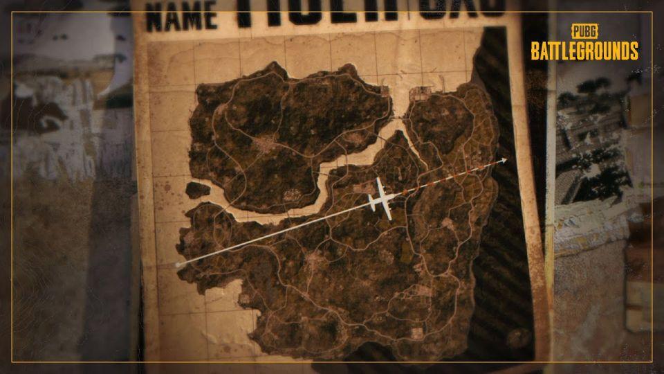 Nová mapa pro PUBG se jmenuje Taego. Ve hře se objeví v červenci
