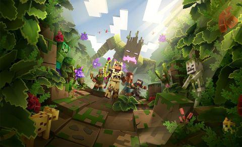 Minecraft Dungeons slaví 10 milionů hráčů