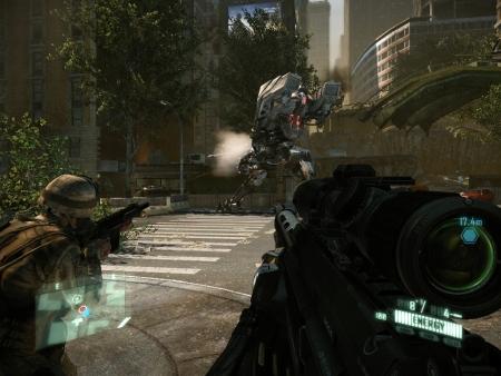 Druhá míza: Crysis 2
