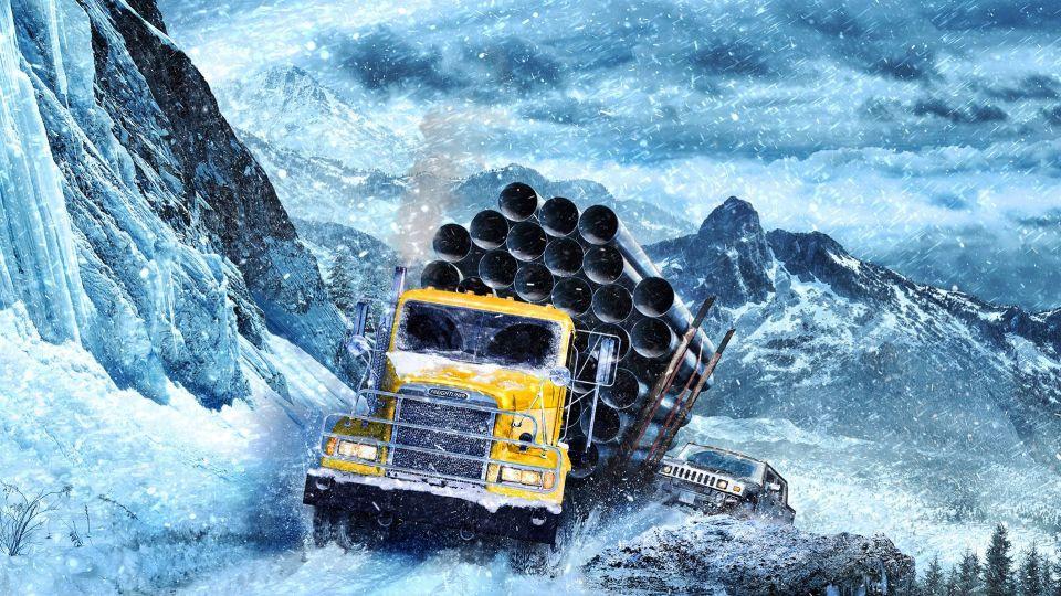 Nažhavte motory. SnowRunner dorazí na Switch i Steam už příští měsíc