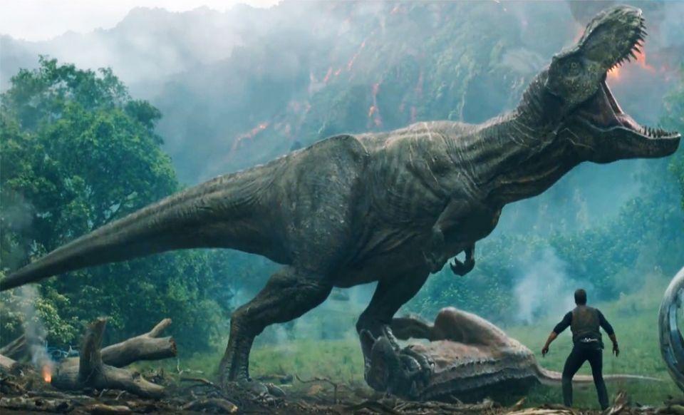 Možná se chystá nová Jurassic World hra