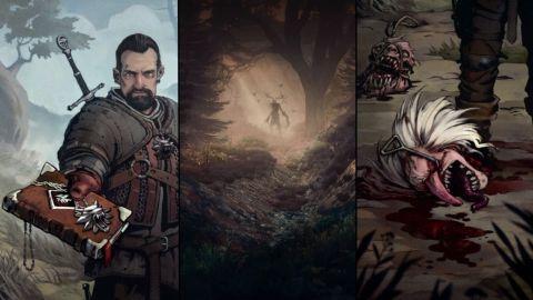 The Witcher: Monster Slayer vyjde na mobilních zařízeních koncem měsíce