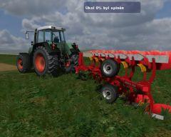 Traktor Zetor Simulátor 2009