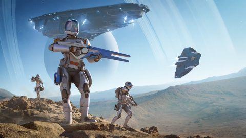 Elite Dangerous: Odyssey má datum vydání. Obsáhlé rozšíření dorazí na PC v květnu