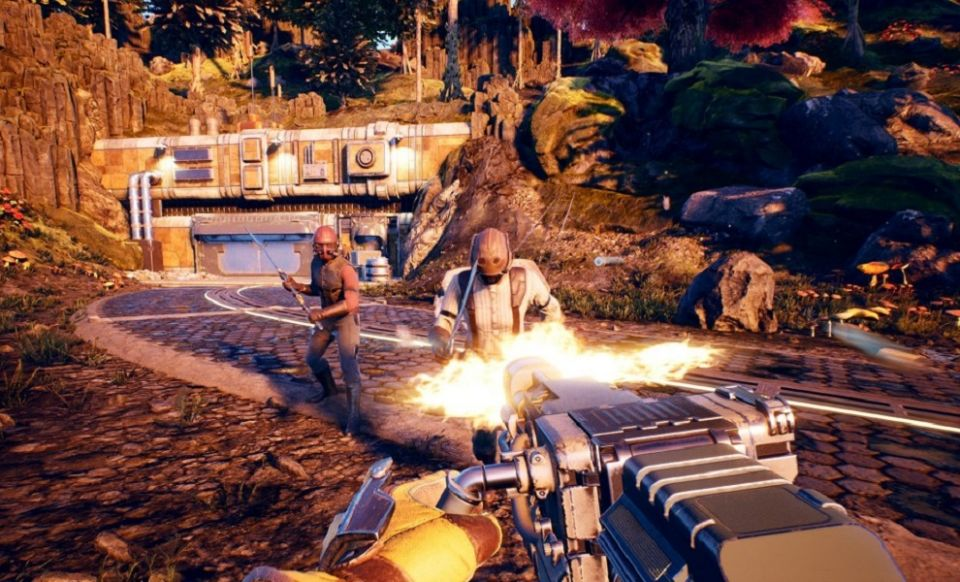 Outer Worlds na Switchi dostanou patch
