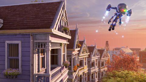 Destroy All Humans! 2: Reprobed nevyjde na konzolích minulé generace kvůli náročnému split-screenu