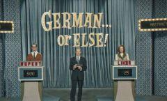 Němčina nebo nic v New Colossus