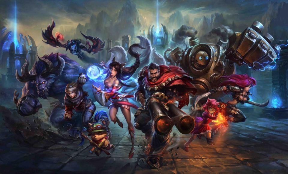 Netflix vydal dokument o League of Legends