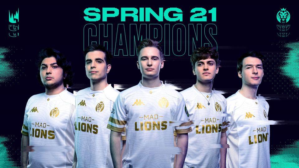 Češi vyhráli evropskou soutěž LEC v League of Legends. Postupují na druhý nejprestižnější turnaj světa