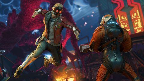 Marvel's Guardians of the Galaxy zveřejňují hardwarové nároky. Strážci si z disku ukousnou 150 gigabajtů místa