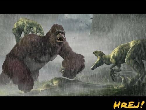 Soutěž o King Konga!