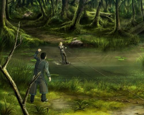 Záplava adventur, díl 4.