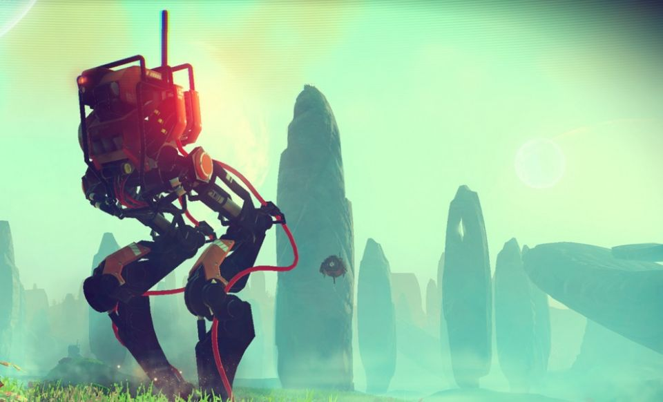 No Man's Sky zamíří i na Xbox One