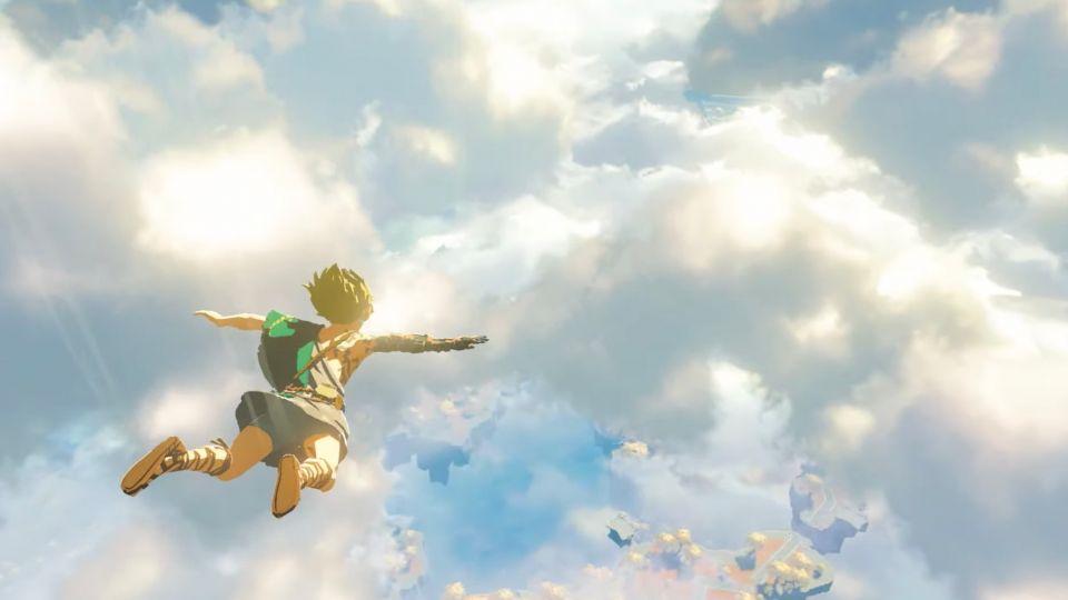 Vzhůru do oblak! Trailer ukázal záběry z pokračování The Legend of Zelda: Breath of the Wild