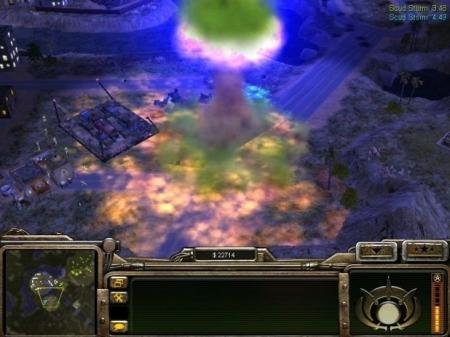 Druhá míza: Command & Conquer: Generals
