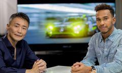 Lewis Hamilton se spojí s GT Sport