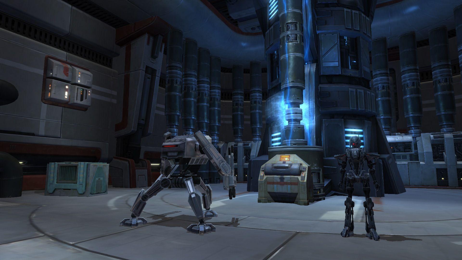 Star Wars: The Old Republic – dojmy z bety