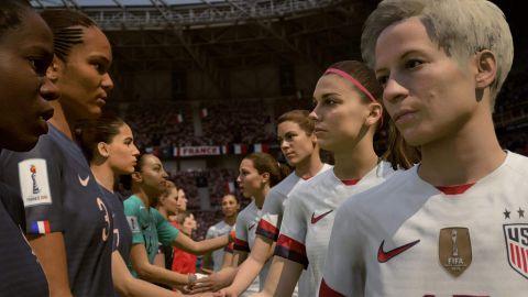 Pro Clubs ve FIFA 22 vám umožní hrát za ženy ve smíšených týmech