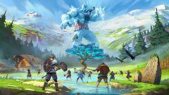 Tribes of Midgard vás postaví proti gigantickým obrům. Survival přináší kooperaci až pro deset vikingů