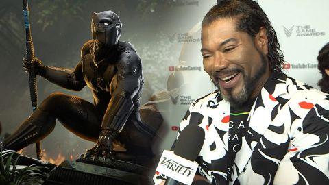 Dabér Krata propůjčí hlas Black Pantherovi z Marvel's Avengers