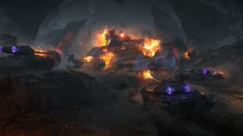 Do World of Tanks se chystá letošní halloweenský event a kajakář Josef Dostál bude živě hrát World of Warships