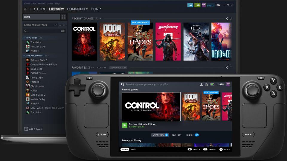 Valve mění předpokládanou dostupnost handheldu Steam Deck. Na nejlevnější verzi si zákazníci počkají déle