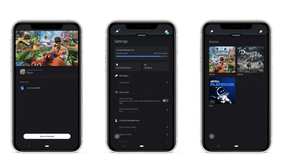 Nové možnosti v mobilní aplikaci