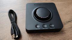 Recenze Creative Sound Blaster X3, externí zvukové karty, kterou si zamilujete