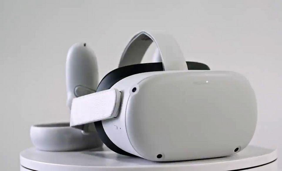 Oculus odhalil Quest 2, 64 GB za 300 dolarů