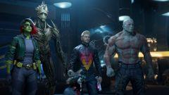 Ukázka z Guardians of the Galaxy demonstruje dovednosti jednotlivých hrdinů