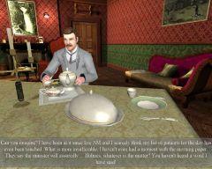 Sherlock Holmes: Procitnutí