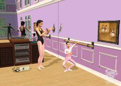 The Sims 2 Volný čas