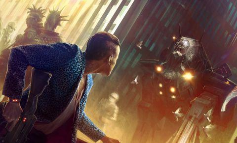 Historie světa Cyberpunk 2077