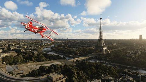 Do Flight Simulatoru zamířil další update. Vylepšuje Francii a země Beneluxu