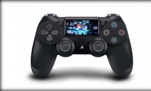 Sony má ovladač s dotykovým displejem