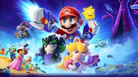 Na Mario + Rabbids Sparks of Hope pracuje třikrát více vývojářů, než na prvním dílu