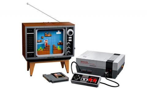 LEGO NES pod drobnohledem - jak funguje kostičková verze legendární konzole?
