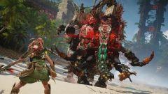 Vývoj PS4 verze Horizon Forbidden West autory údajně nijak neomezuje v přípravě next-gen zážitku