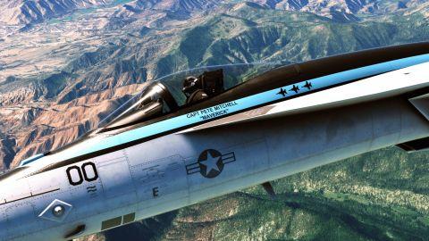 Top Gun DLC pro Microsoft Flight Simulator se odkládá spolu s filmem
