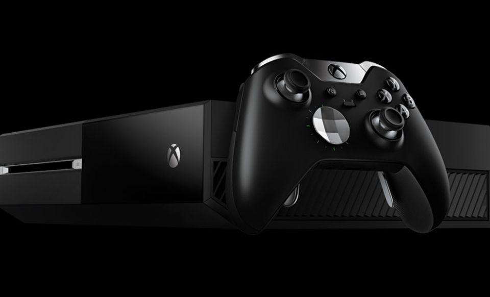 Xbox One Elite se začal prodávat v USA