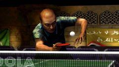 Rockstar Games presents Table Tennis
