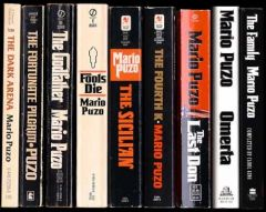 """Mario Puzo: """"Nemám rád zločin!"""""""