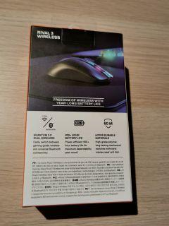 Recenze Rival 3 Wireless, kompaktní myšky pro cestovatele