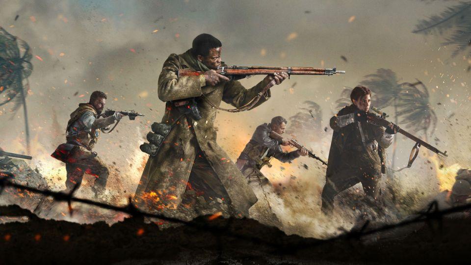 Otevřená beta Call of Duty: Vanguard se prodlužuje