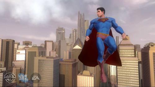 Superman Returns: The Videogame (PS2)