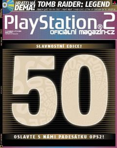 Oficiální PlayStation 2 Magazín - číslo 50