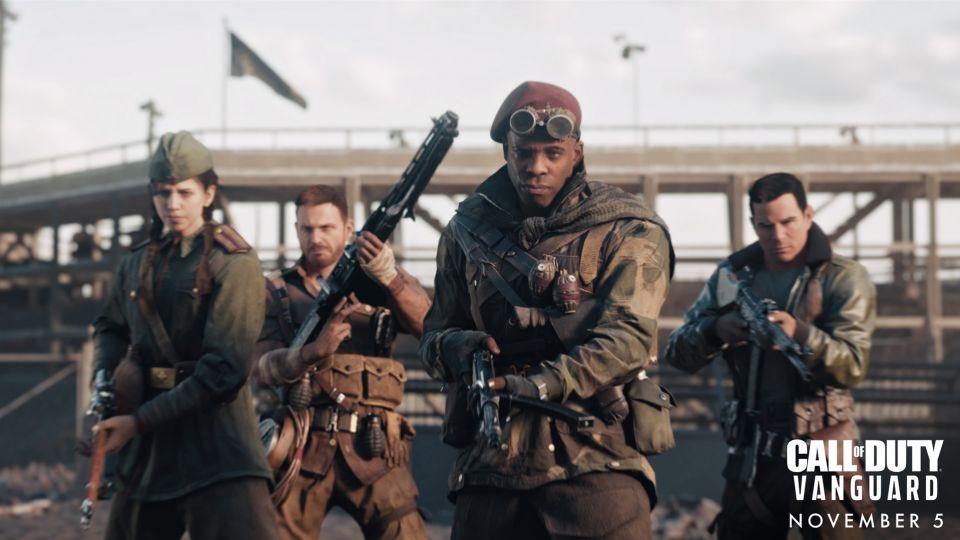 Scenáristka Call of Duty doufá v další dva díly Vanguardu. Chce přinést pamětihodné hrdiny